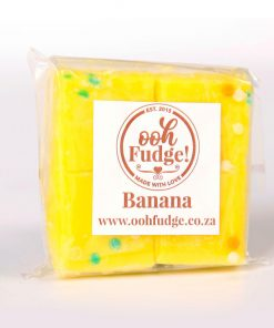 Ooh Fudge Banana