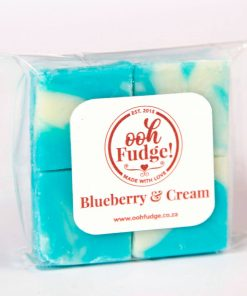 Ooh Fudge BlueBerry and Cream