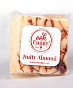 Ooh Fudge Package Nutty Almond