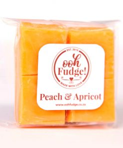 Ooh Fudge Package Peach and Apricot