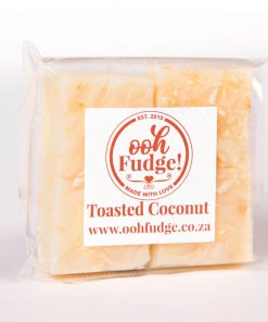 Ooh Fudge Package Toasted Coconut